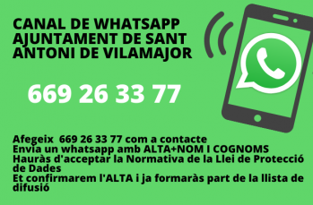 Canal de Whatsapp